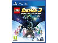 LEGO BATMAN 3 : BEYOND GOTHAM - PS4 game
