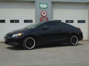 2012 Honda Civic Coupe EX w/ ONLY 93,600 KM's