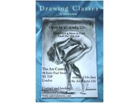 Drawing Classes in Islington