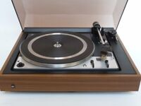 Vintage Dual 1226 Turntable with a Shure M75 stylus