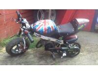 mini moto spares or repairs