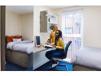 Student En-suite Room Bolton £87 Weekly