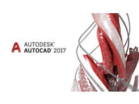 AUTODESK AUTOCAD 2017 PC--MAC: