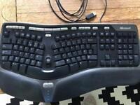 Keyboard ergonomic