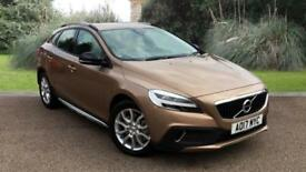 Volvo V40 2.0TD D2 ( 120bhp ) ( s/s ) 2017MY Cross Country Pro RAW COPPER