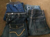 Boys jeans 8-10years