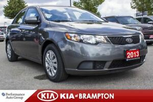 2013 Kia Forte 2.0L LX|BLUETOOTH|CD|MP3|BUCKETS|PWR STEERING