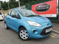 2009 (09 reg) Ford KA 1.2 Studio 3dr Low Miles 5 Speed Manual Petrol Immaculate 1 OWNER!