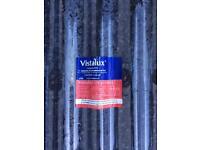 Vistalux plastic roofing sheets