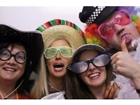 Full/Part Time Weekend Evening Photo Booth Attendants - Delivering, Hosting. Starts £10 per hour
