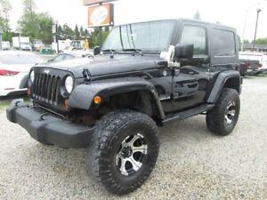 2009 Jeep Wrangler X 4X4