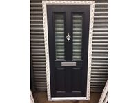 Composite Doors from The Door Store Grey White etc Mismeasures - Cancelled Orders - Surplus Stock