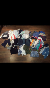 0-3 month boys lot (89 pieces)