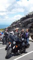 """WindSisters"" Female Motorcycle Riding Group"