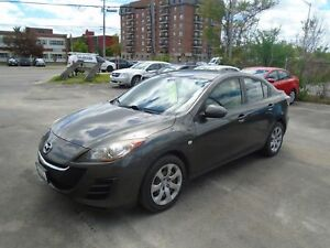 2010 Mazda Mazda3 GX *GREAT LOW RATES. GET APPROVED TODAY*