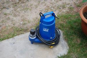 pompe a eau tres puissantes