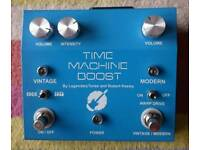 Keeley Time Machine Boost Pedal