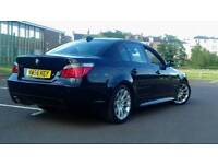 For sale BMW 520D M SPORT 56 PLATE 1 YEAR MOT GREAT RUNNER PX AVAILABLE