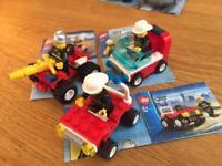 Lego mini sets x 31