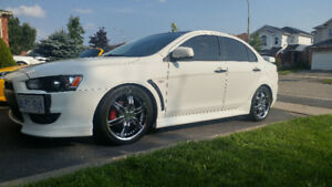 Selling 2010 Mitsubishi Lancer DE Sedan