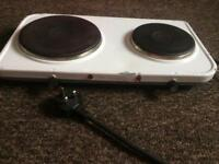 MURPHY RICHARD ElECTRIC TWIN HOT PLATE