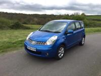 Nissan note 1.4 petrol ⛽️ 2 owner • low mileage • excellent condition in & out