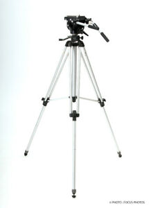 MANFROTTO 028 Professional with 116MK3 Pro Video Fluid Head