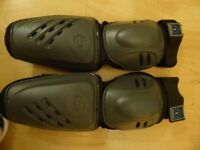 SixSixOne Elbow and knee/shin pads
