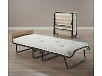 JAY-BE Chatsworth Single Folding Guest Bed with Pocket Sprung Mattress
