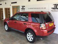 Land Rover Freelander TD4 GS (red) 2013-06-07