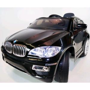VOITURE ELECTRIQUE BMW X6 12VOLTS NEUVE