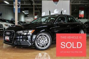 2012 Audi A6 3.0 Premium Quattro | PUSH START - SOLD