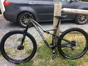 2015 specialized Rumor mountain bike