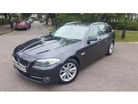2011 BMW 520D F11 SE MANUAL. NEW ENGINE INSTALLED RECENTLY. Swap P/X