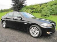 2010 BMW 520d SE **AUTOMATIC ** 184 BHP ** SAT NAV. ** LOW MILEAGE **