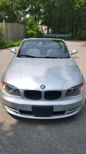 2008 BMW 128i Convertible! Low KM!