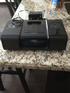 ihome home station MP3 player and charge