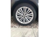 "Vauxhall Insignia 18"" Alloy Wheel"