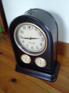 Horloge Thermometre Hygrometre de bureau/décoration