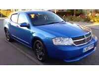 Dodge Avenger 2.0 CRD   07 Plate   Blue   Alloys   Spoiler