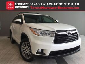 2014 Toyota Highlander XLE | AWD | Nav | Backup Cam | Heat Leath