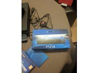 PlayStation 4 Pro with lots of accessories nearly brand new only used couple of weeks