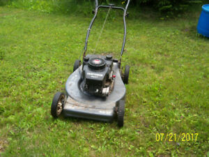 craftman lawnmower