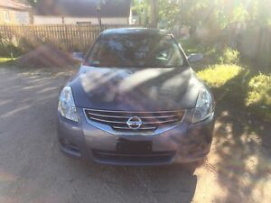 2011 Nissan Altima 94000km safety accidents free