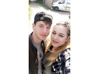 Professional couple looking for a 1-2 bed house/ flat