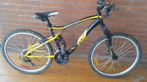 bicycle de montagne CCM