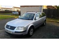 Vw Passat estate trendline 130 ( consider a swap for Hyundai coupe or similar)