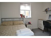 Ensuite room - Single room with own bathroom for student