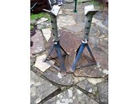 2 tonne axle stands