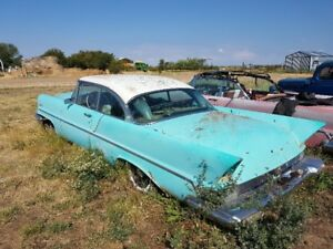 1957 2dr HT Project Car $3500 OBO